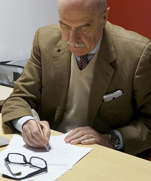 Alberto Moia - Responsabile commerciale - Tecnomont Service General Contractor