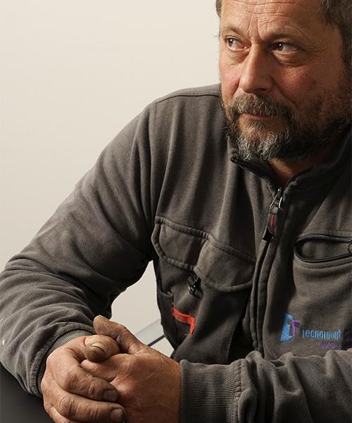 Delfino Arnoldi - Working Member - Tecnomont Service General Contractor