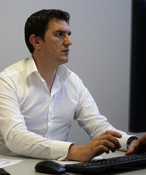 Marco Manini - Direttore generale - Tecnomont Service General Contractor