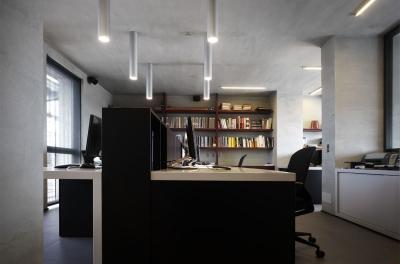 Aurelia Building - Tecnomont Service - General Contractor