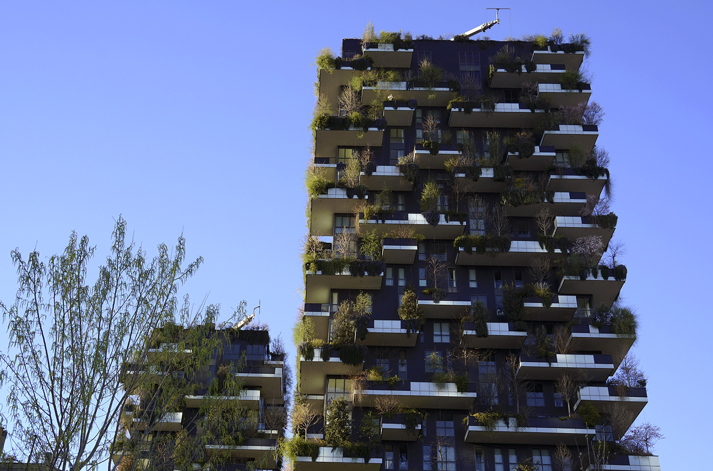 Bosco Verticale Milano - Tecnomont Service - General Contractor