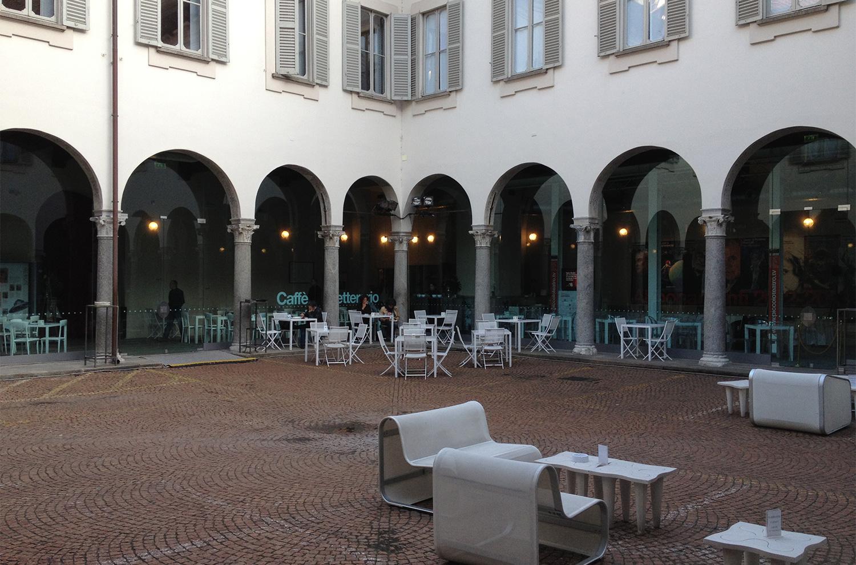 Piccolo Teatro - Via Rovello - Milano