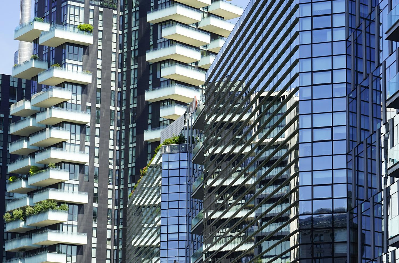 Porta Nuova Varesine - Milano - Tecnomont Service - General contractor