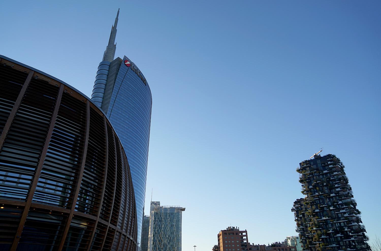 Porta Nuova Garibaldi - Milano - Tecnomont Service - General contractor