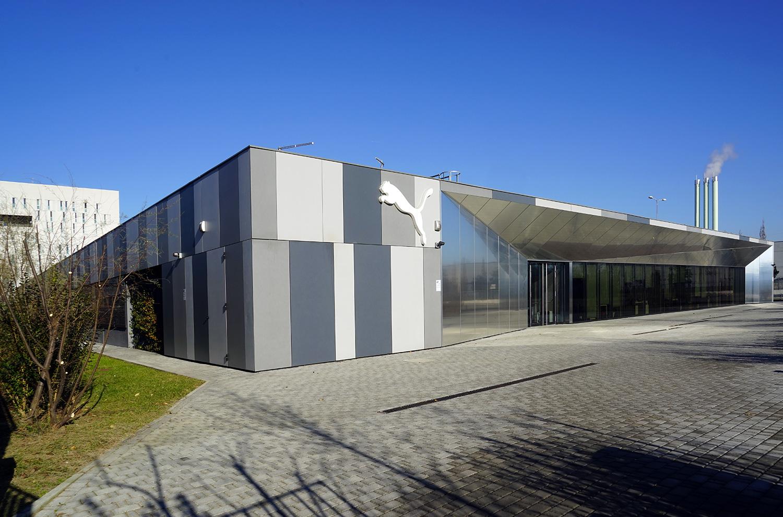 Nuova sede Puma - Assago - Tecnomont Service - General contractor