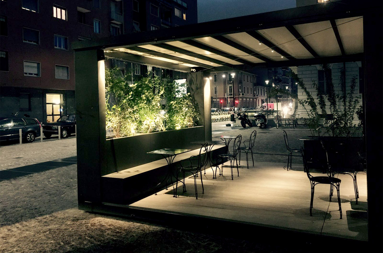 Dehor Gogol & Company - Milano - Tecnomont Service - General contractor