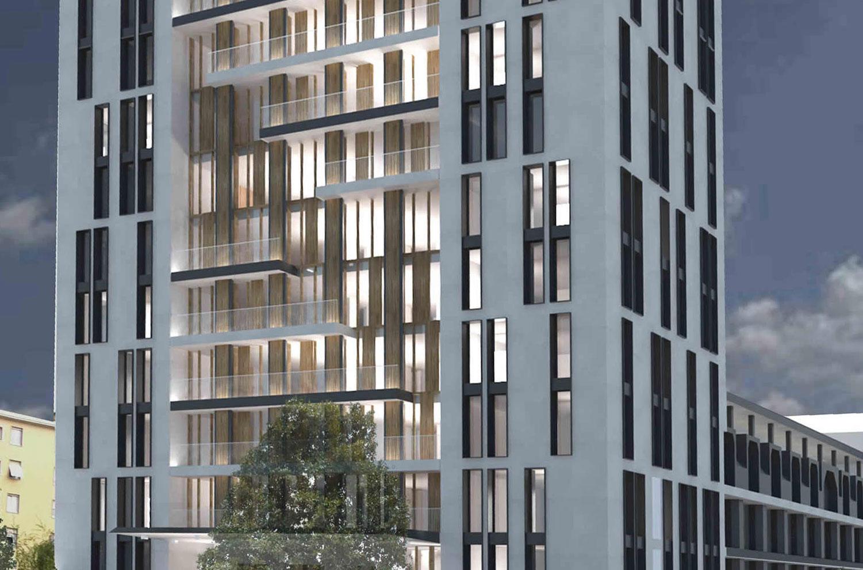 Hotel The Big - Milano - Tecnomont Service - General contractor