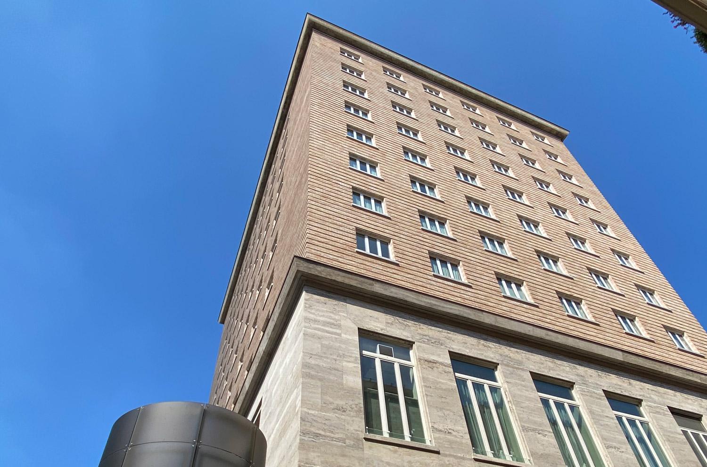 HOTEL PRINCIPI DI PIEMONTE TECNOMONT SERVICE GENERAL CONTRACTOR -2