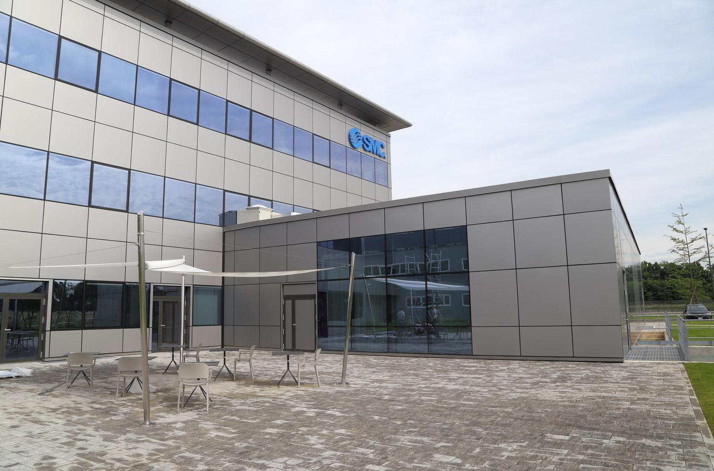 SMC ITALIA SPA - TECHBAU TECNOMONT SERVICE GENERAL CONTRACTOR - 4