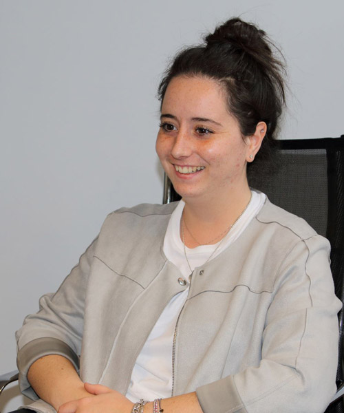 Gloria Duci - Ingegnere e Project Manager - Tecnomont Service General Contractor